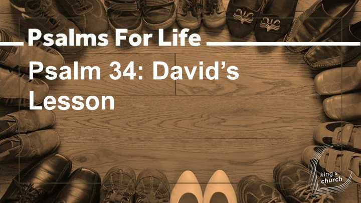 psalm 34 david s lesson n.