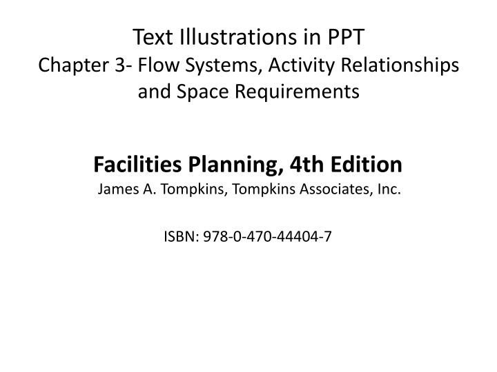 text illustrations in ppt chapter 3 flow systems n.