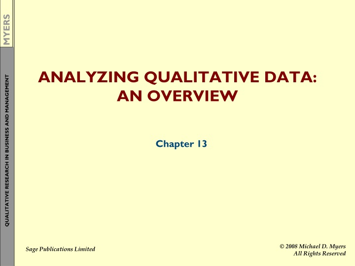 analyzing qualitative data an overview n.