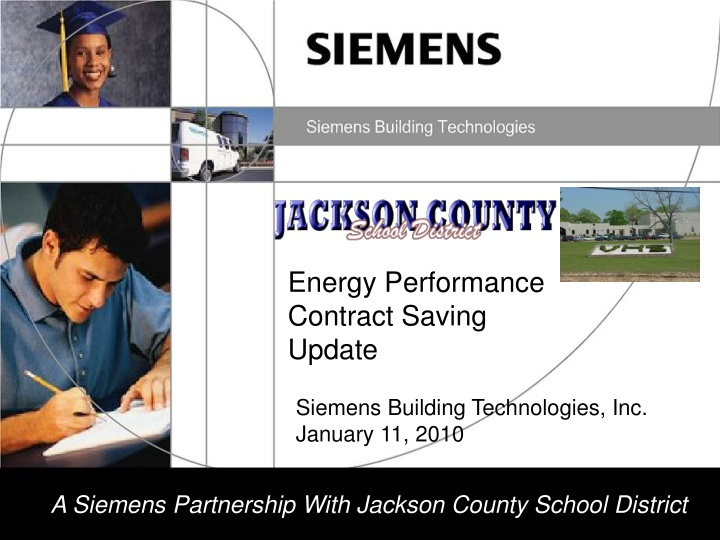 energy performance contract saving update n.