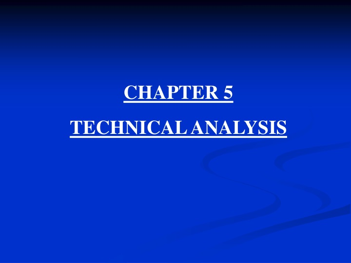 chapter 5 technical analysis n.