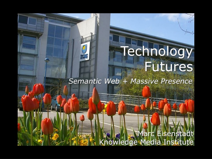 technology futures n.