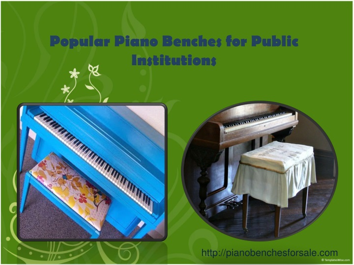 popular piano benches for public institutions n.
