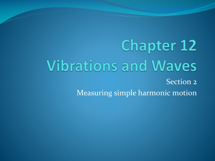 chapter 12 vibrations and waves n.
