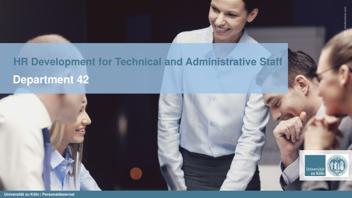 hr development for technical and administrative staff n.