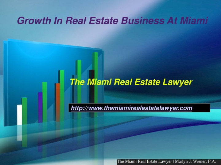 the miami real estate lawyer n.