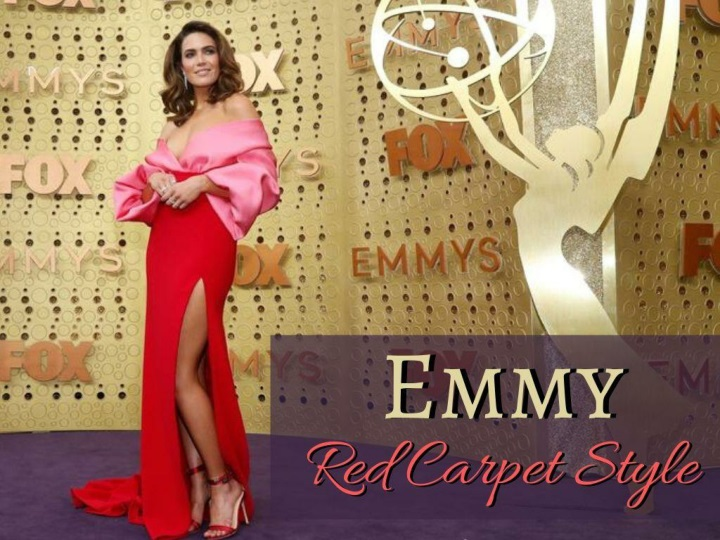 emmy red carpet style n.