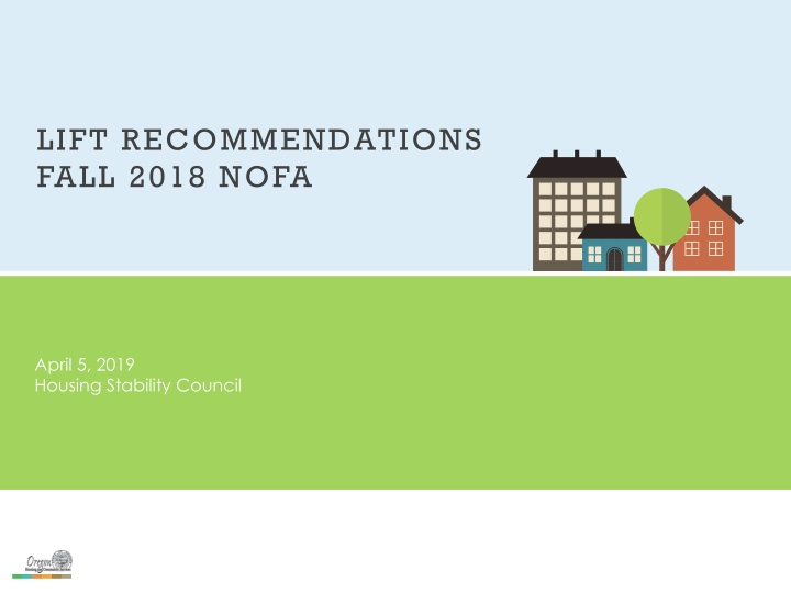lift recommendations fall 2018 nofa n.