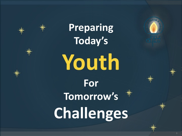 preparing today s youth for tomorrow s challenges n.