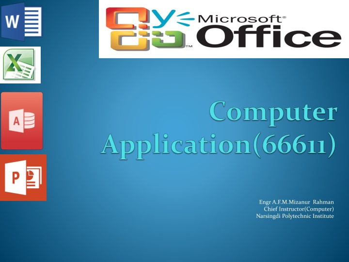 computer application 66611 n.