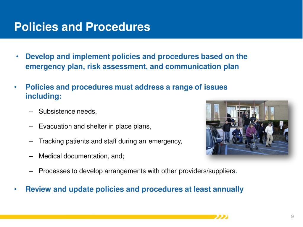 Emergency Management Systems Range From Informal Arrangements