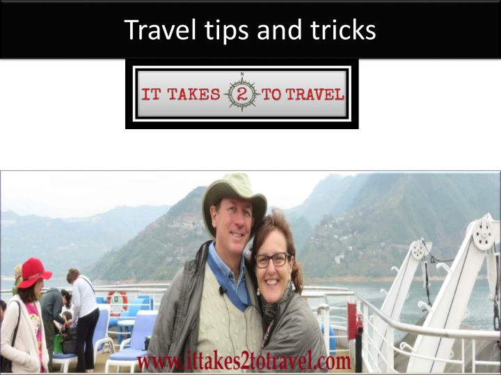 travel tips and tricks n.