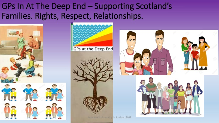 gps in at the deep end supporting scotland s families rights respect relationships n.