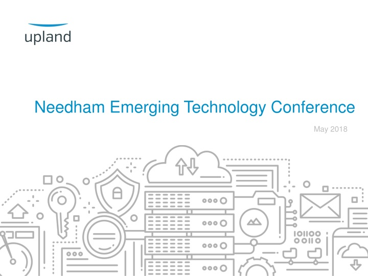 needham emerging technology conference n.