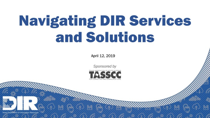 navigating dir services and solutions n.