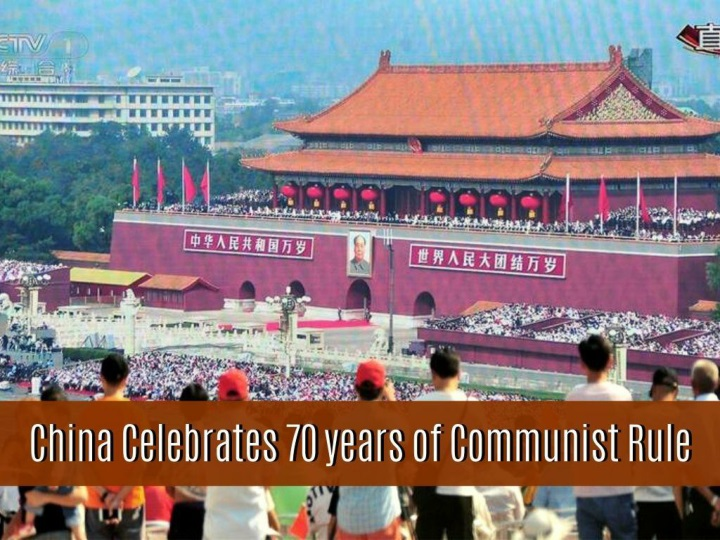 china marks 70 years of communism with massive show of force n.