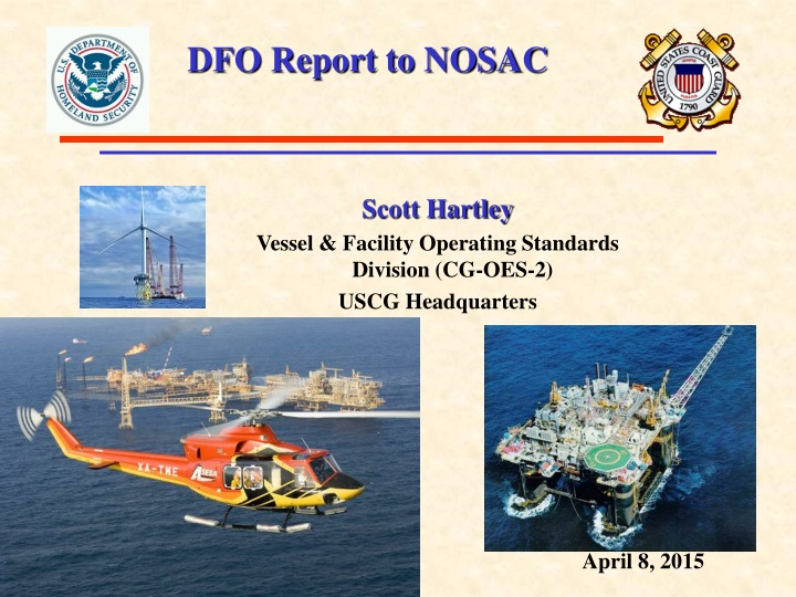 dfo report to nosac n.