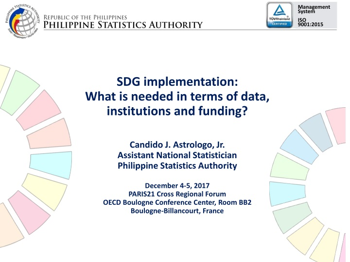 sdg implementation what is needed in terms n.