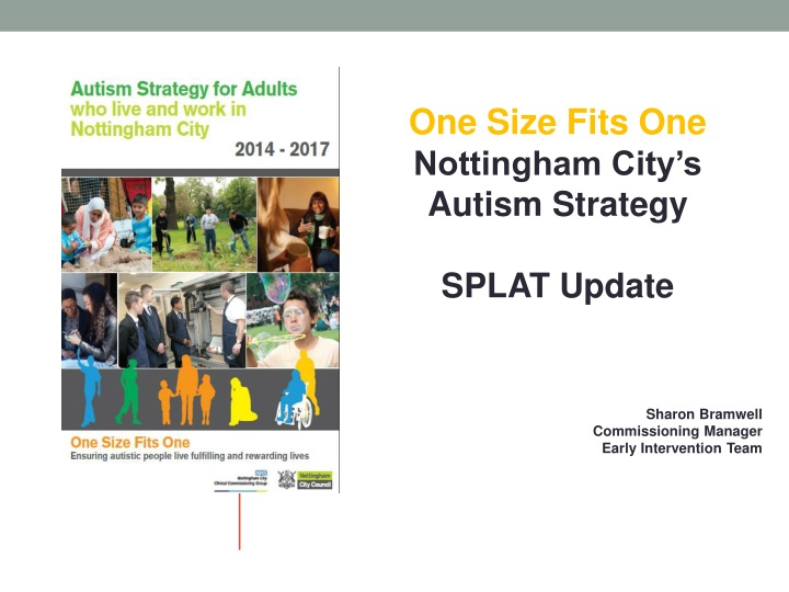 one size fits one nottingham city s autism n.