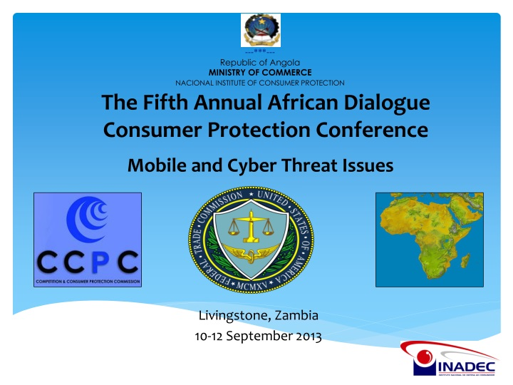 the fifth annual african dialogue consumer protection conference n.