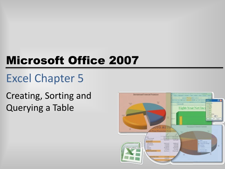 excel chapter 5 n.