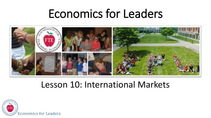 economics for leaders n.