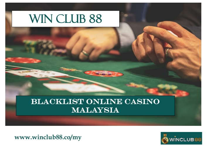 Ppt Online Casino Malaysia Powerpoint Presentation Free Download Id 8890512
