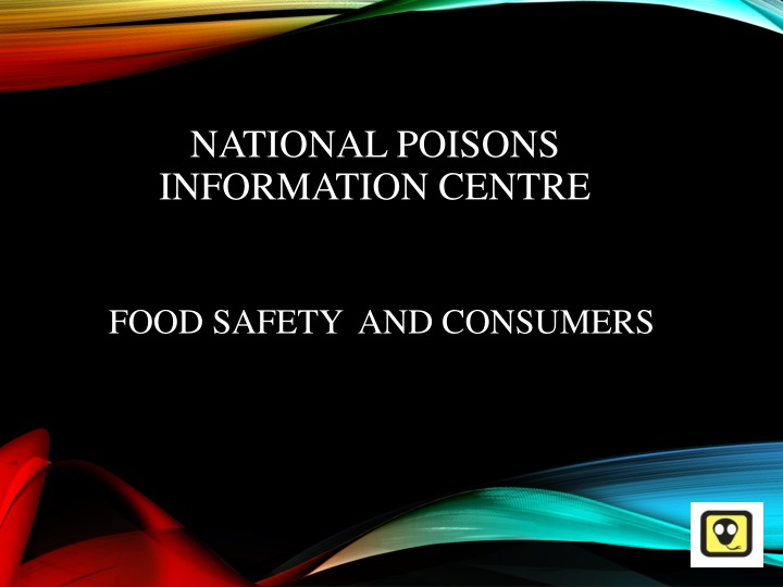 national poisons information centre n.