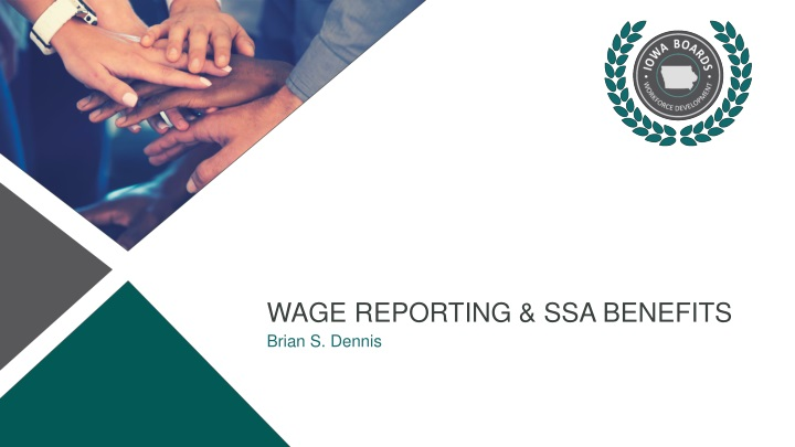 wage reporting ssa benefits brian s dennis n.