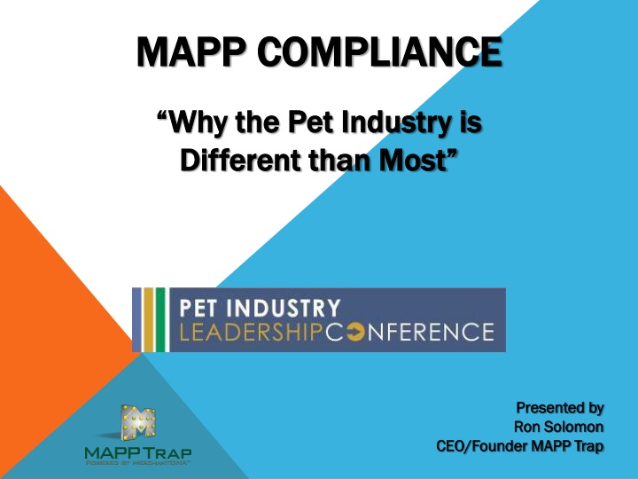 mapp compliance why the pet industry is different n.