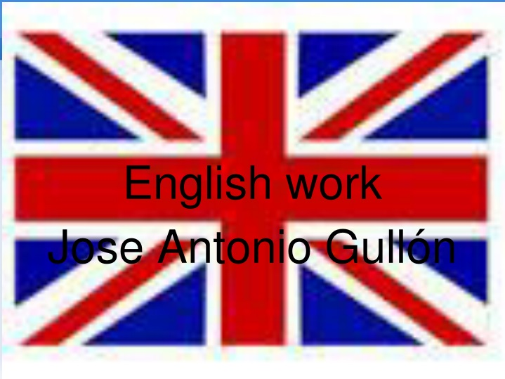 english work jose antonio gull n n.