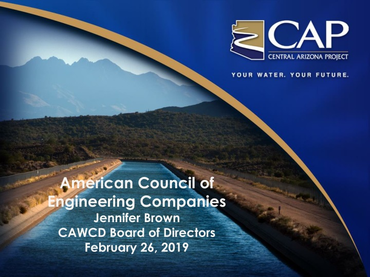 american council of engineering companies n.