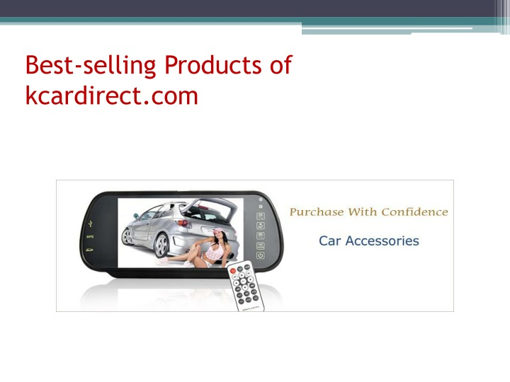 best selling p roducts of kcardirect com n.