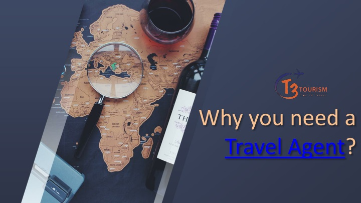 why you need a travel agent n.
