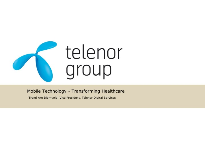 mobile technology transforming healthcare n.