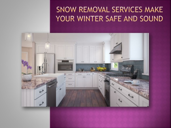 snow removal services make your winter safe and sound n.
