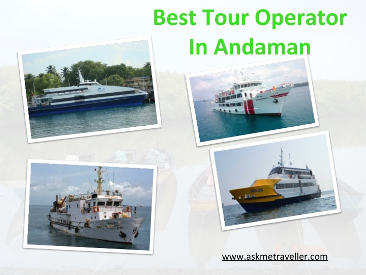 best tour operator in andaman n.