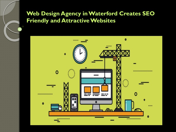 web design agency in waterford creates seo friendly and attractive websites n.