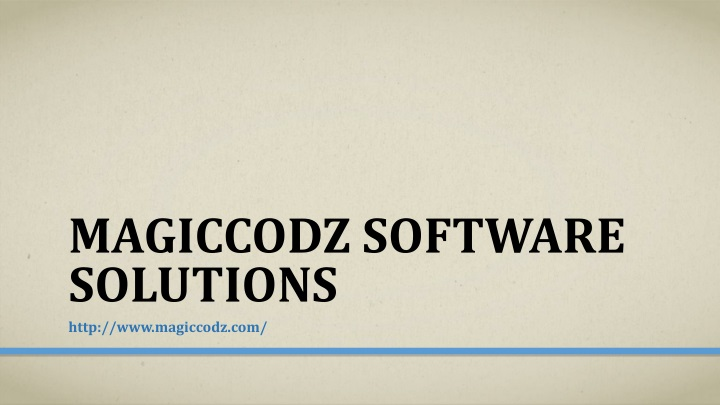 magiccodz software solutions n.
