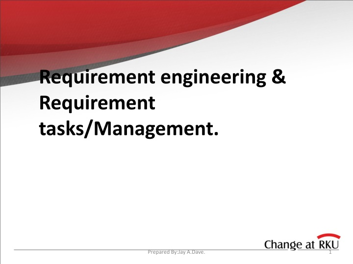 requirement engineering requirement tasks n.