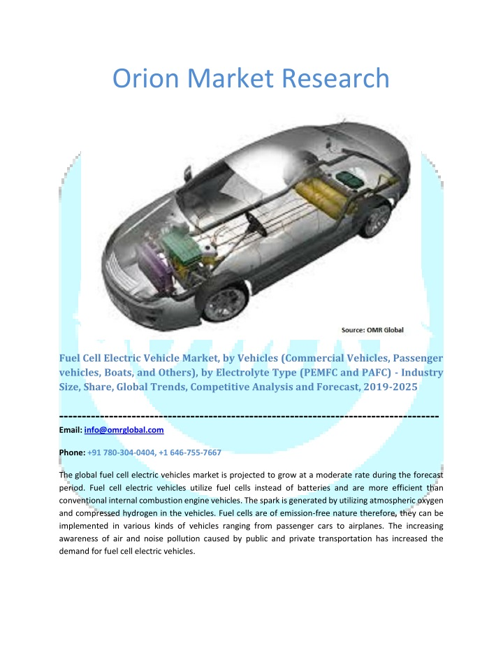 orion market research n.