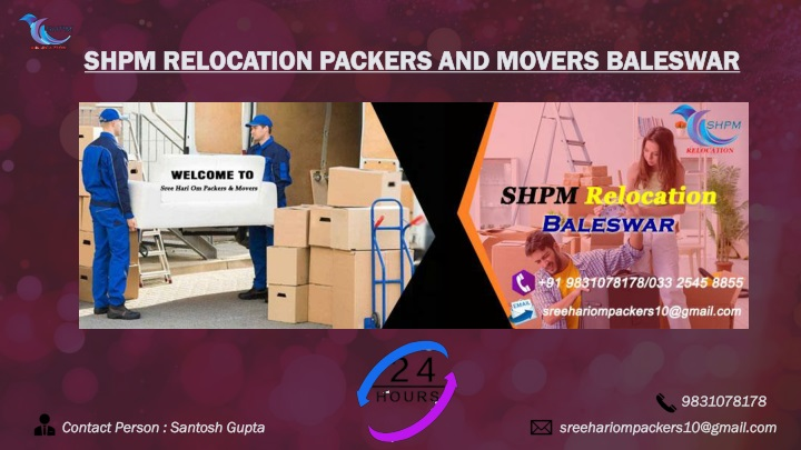 shpm relocation packers and movers baleswar n.