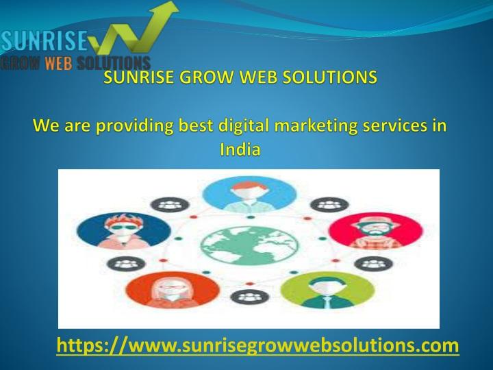 sunrise grow web solutions we are providing best digital marketing services in india n.