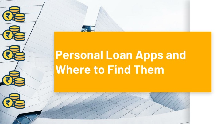 personal loan apps and where to find them n.