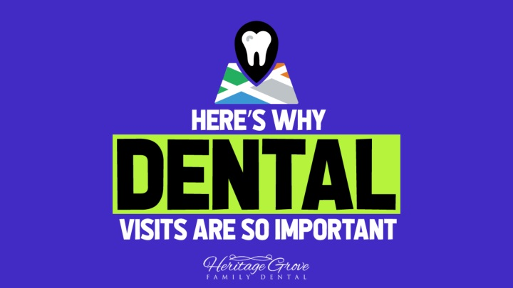 here s why dental visits are so important n.
