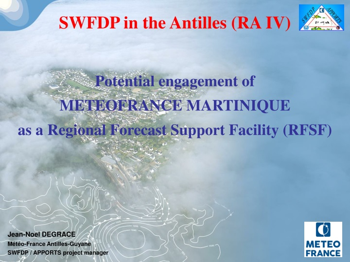 swfdp in the antilles ra iv potential engagement n.