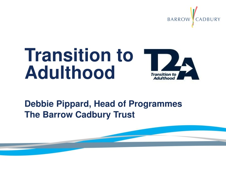 transition to adulthood debbie pippard head n.