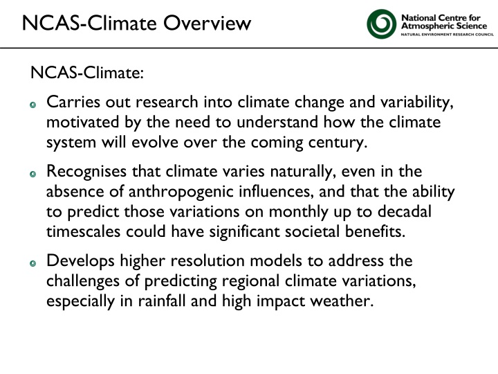 ncas climate overview n.
