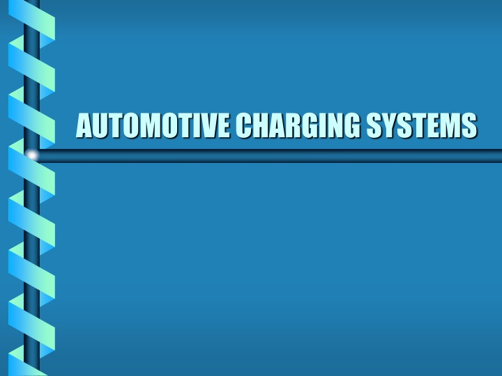 automotive charging systems n.