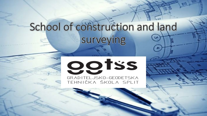 school of construction and land surveying n.